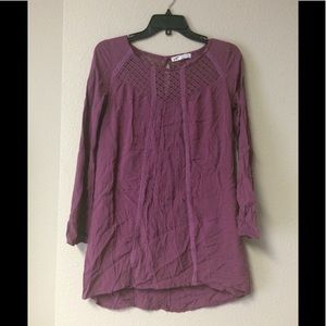 5/$12 Xsmall long top dress